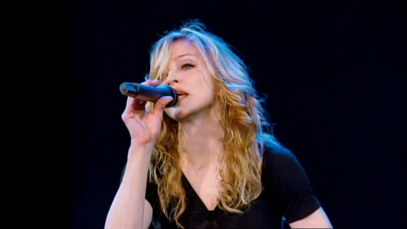 Madonna - Drowned World_Substitute For Love (The Confessions Tour, 2006)