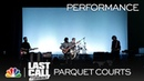 Parquet Courts: Mardi Gras Beads - Last Call with Carson Daly (Musical Performance)