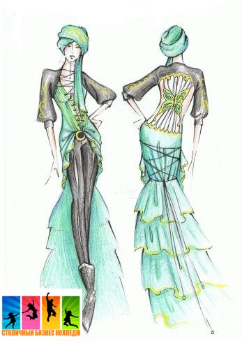 рисунки одежды updated the community photo: vk.com/club50988622