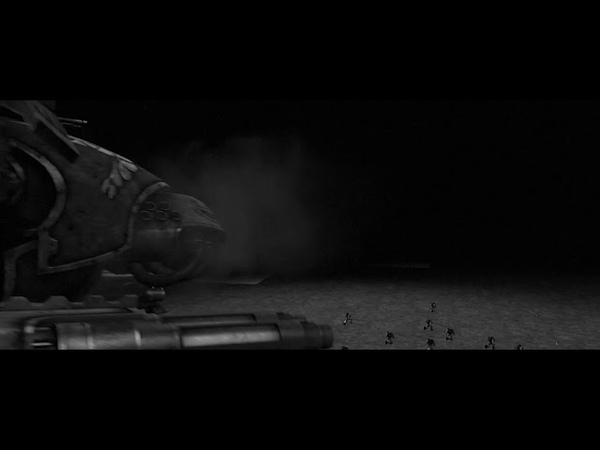 Loyalist Charge Cinematic Concept/Reaver Titan Charge Test, extremely WIP (40k SFM)
