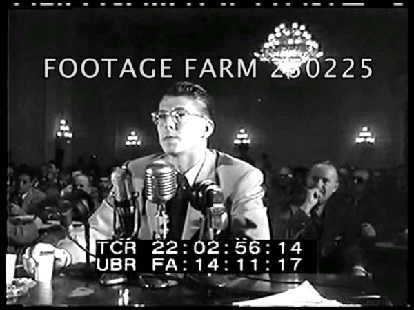HUAC Hearing Witnesses 250225-01 | Footage Farm
