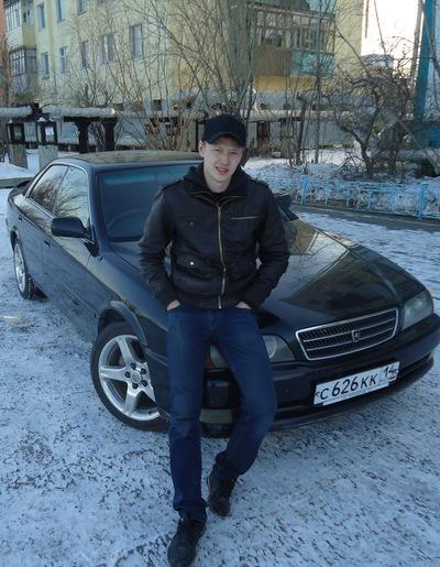 Мишка Матвеев, 9 января , Якутск, id201544308