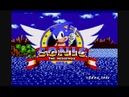 All classic Sonic the hedgehog intros 1991-1997 HD