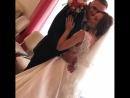 Свадебное платье для нежной Анастасии