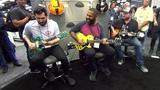 Funk Jam w Josh Smith, Kirk Fletcher and Ariel Posen at NAMM 2018
