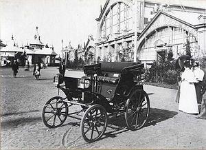 Автомобиль Фрезе и Яковлева - первый российский серийный автомобиль, представленный публике в 1896 на...