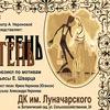 """""""Тень"""". Спектакль 31 мая."""