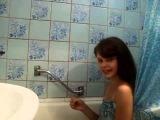 ☼Приколы. Девочка решила что у нее есть особый дар, но такого не бывает. Аш 2о просто добавь воды.