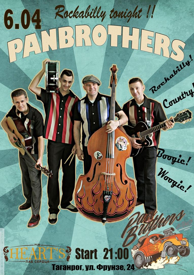06.04 PanBrothers в Heart's Pub!