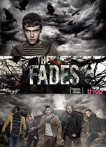 Призраки / Угасшие (мини-сериал) The Fades смотреть онлайн