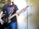 Lamb of God Overlord Bass Cover