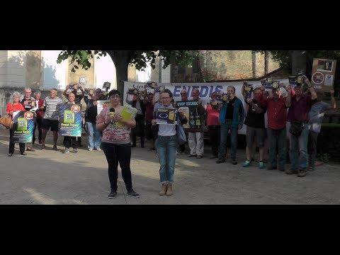 LEZAT : les habitants ne veulent pas linky et gazpar