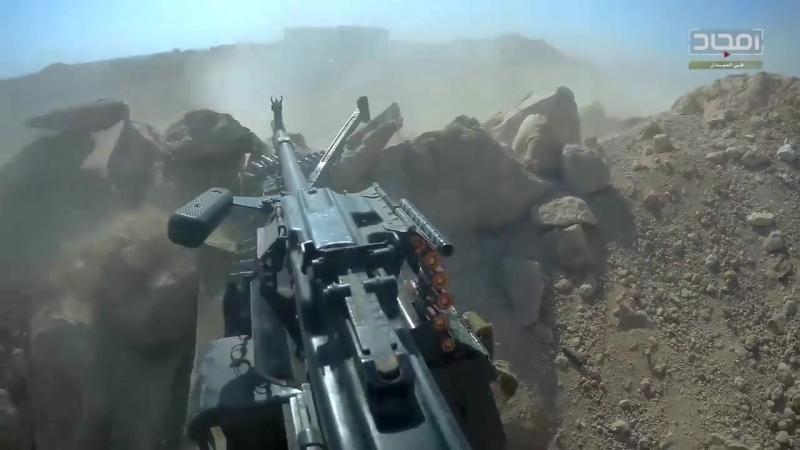 Эпик. Зелёные, бывшая-Нусра атакуют чёрных ИГ