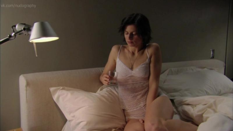 Анна Мари Эгре Anne Marie Egre в фильме Стена La cloison 2008 HD 720p Голая Бельё