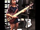 Mohini Dey showing how it's done on Bass