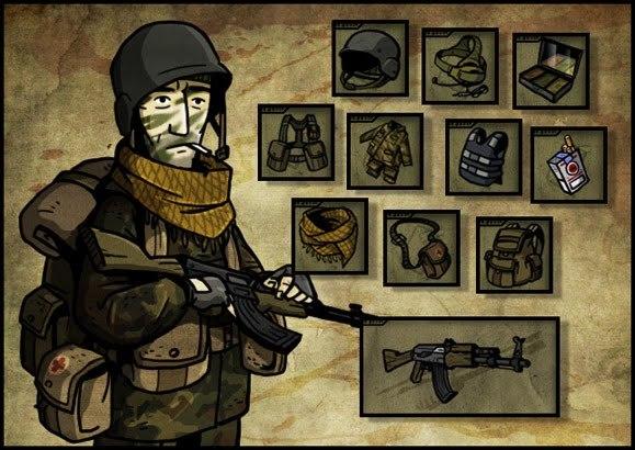 Innawoods-создай своего персонажа для выживания в зомби-апокалипсисе!