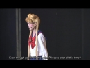 Мюзикл Pretty Guardian Sailor Moon Le Mouvement Final ENG SUB DVDRip