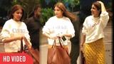 Sui Dhaaga Actress Anushka Sharma SPOTTED At Mumbai International Airport