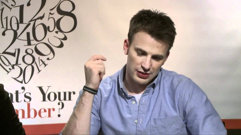 Whats Your Number Anna Farris and Chris Evans Interview