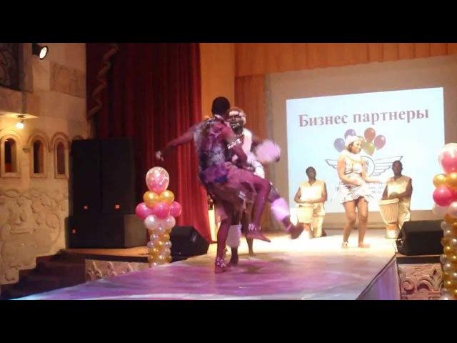 Афро Бенс участие в VI Свадебном фотофестивале - Wedding Festival 2013