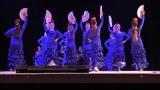 Фламенко танец с веером Amazing Flamenco Dance Show