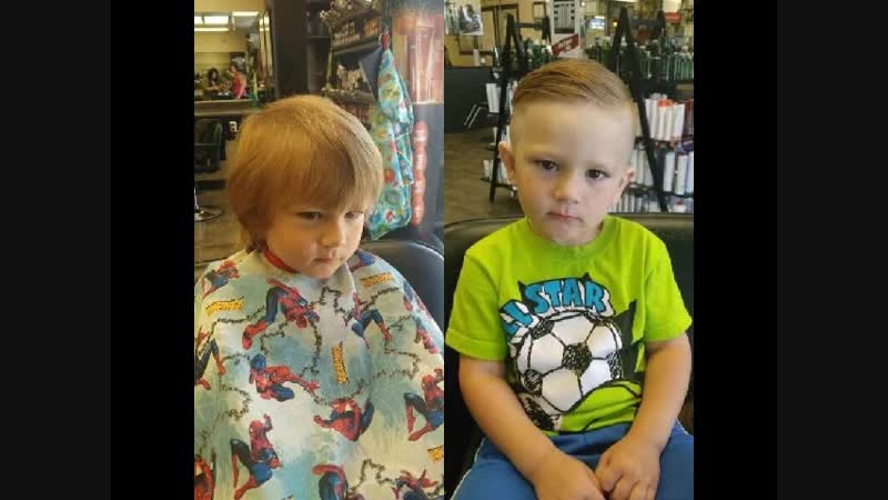 Little Boy Haircuts and Hairstyles 2018