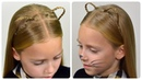🎃 DIY Halloween 2018 Idea ✯◡✯ Cat Ears Hairstyle Image 🎃 Party hairstyle 15