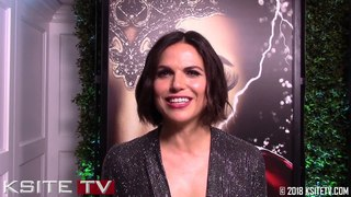 Once Upon A Time Finale: Lana Parrilla (Regina/Roni/Evil Queen)