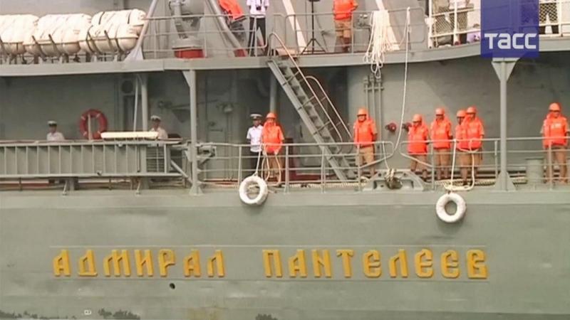 Что привело корабли Тихоокеанского флота РФ на Филиппины
