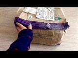 Посылка от родных Алмазная вышивка Турция.Адана 2018