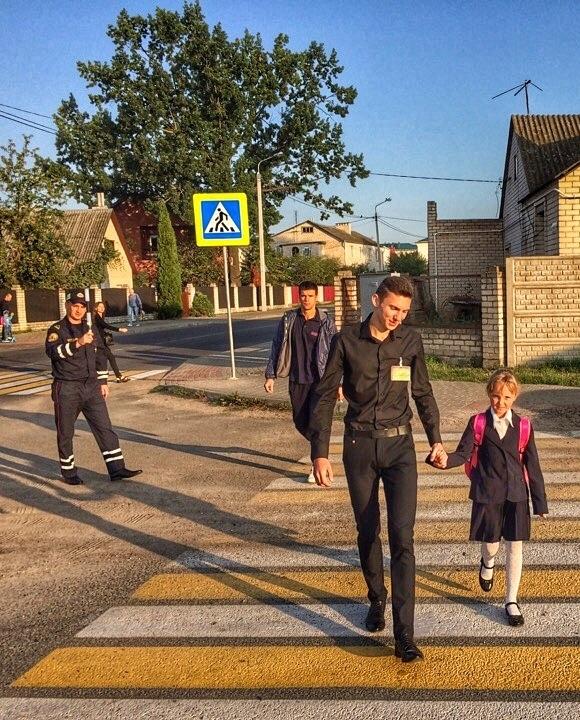 В Брестской области у школ организуют дежурства по соблюдению ПДД