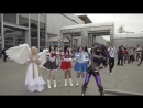 Pyrkon 2015 COSPLAY video Industrial Dance Madness by Sayomi [Dance Music Video]