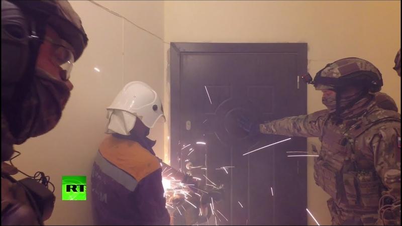 Сотрудники ФСБ задержали вербовщиков террористической группировки в Калининграде