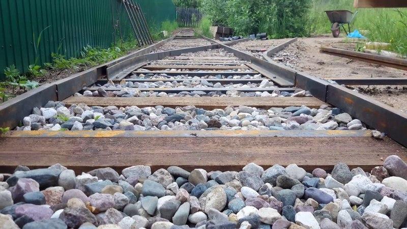 Переславская узкоколейная железная дорога. Начало.