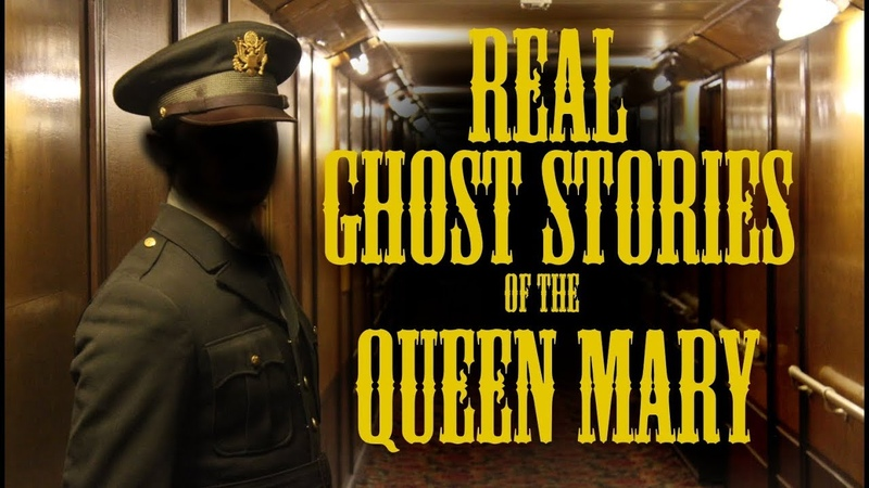 REAL Ghost Stories of the RMS Queen Mary - THG Halloween Special