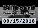 Billboard Top 50 Dance Club Songs (September 15, 2018)