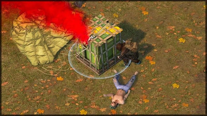 СПЕЦГРУЗ В ОПАСНЫХ ЛОКАЦИЯХ | Dawn of Zombies: Survival