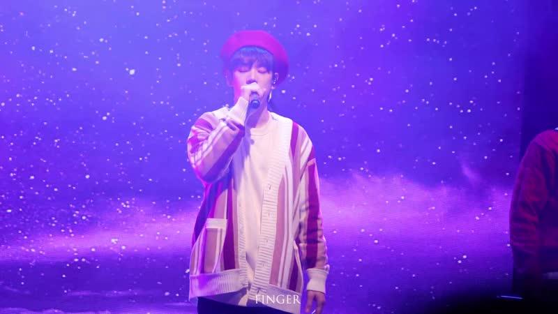 FANCAM | 24.12.18 | Byeongkwan (Phototime 5TAR) @ X-MAS PARTY