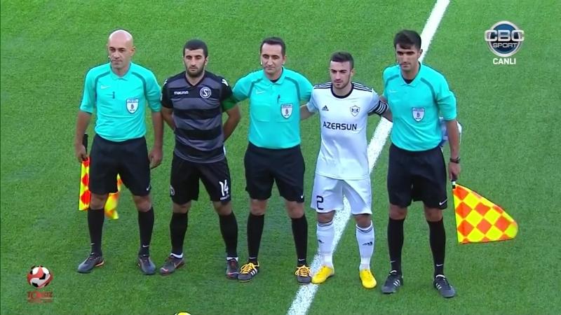 TPL 2018_2019, II tur, Səbail 0-2 Qarabağ Geniş icmal