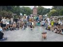 Дети и подростки уличный Брейк данс батл. Очень зрелищная битва Ялта набережная 2016