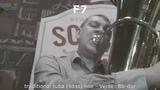 Tin Roof Blues - traditional tuba (bass) line