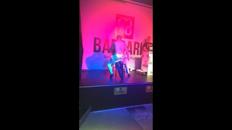 BARBARIS Щёлково Караоке Ночной Клуб Бар — Live