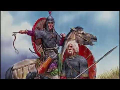 Тюштянь налксемат Боевые игрища древней мордвы