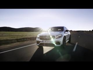 Mercedes-AMG GLC 63 S 4MATIC with V8 expertise – Trailer – Mercedes-Benz original