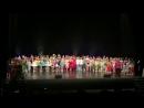 Сочи 2018- часть 5. ПАРК ВОДОПАДОВ МЕНДЕЛИХА И БЛАГОДАРНОСТЬ ВАМ__ЗАКРЫТИЕ 1 ФЕСТИВАЛЯ