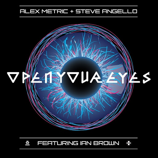 Alex Metric альбом Open Your Eyes (feat. Ian Brown)