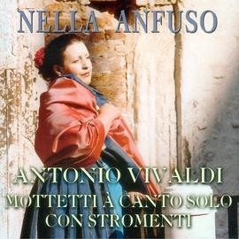 Antonio Vivaldi альбом Vivaldi: Mottetti à Canto solo con stromenti
