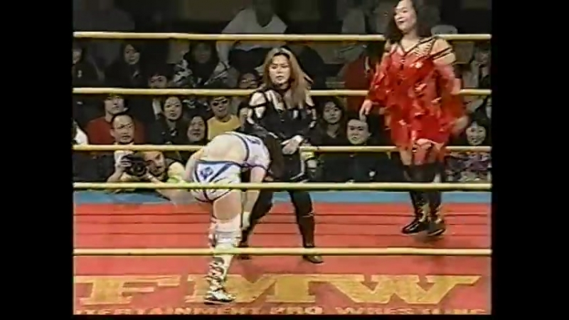 FMW Winning Road 2001 - Tag 7 (13.03.2001)
