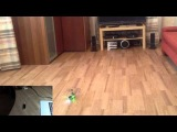 Leap Motion + Arduino + Helicopter