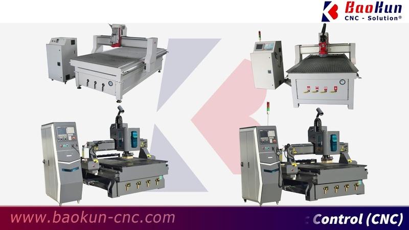 Шаньдунская машиностроительная компания BaoKun лидер в производстве фрезерных станков